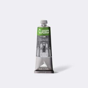 336 olio classico maimeri verde ossido di cromo
