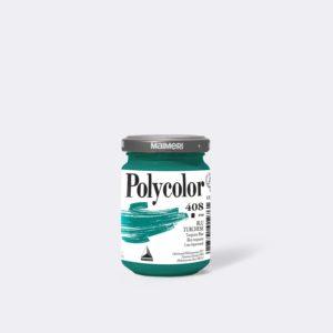 408 maimeri acrilico polycolor blu turchese