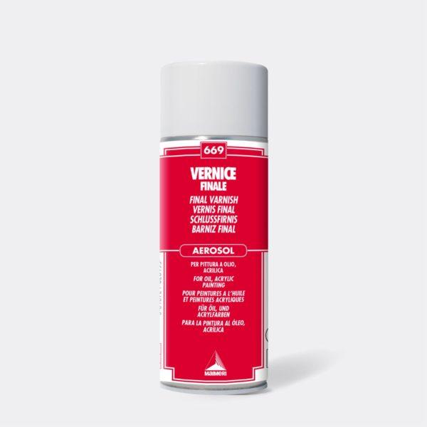 5832669 Vernice finale (spray) Maimeri