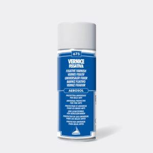 5832675 Vernice fissativa (spray) Maimeri